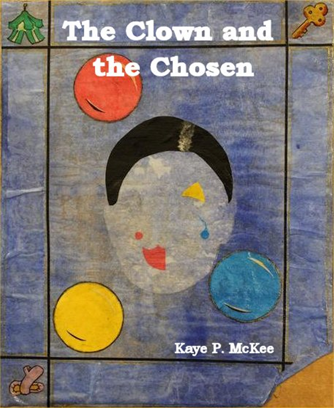The Clown and the Chosen book cover
