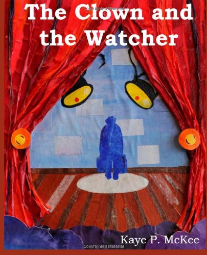 The Clown and the Watcher Cover